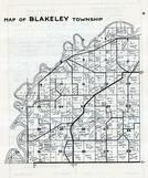 Blakeley Township, Scott County 1940c